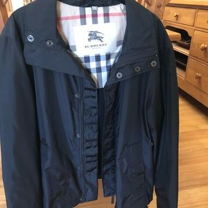 Men's Burberry Light Jacket